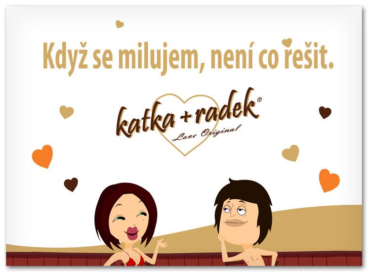 Katka + Radek
